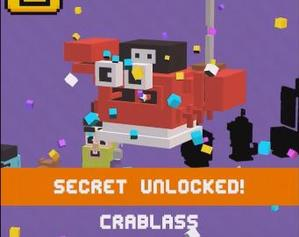 Crablass Shooty Skies Secret Character
