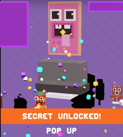 Pop Up Shooty Skies Secret Character